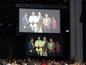 RROSN Board members receive APA Best in the Nation Award, Atlanta, 2014