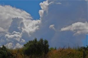Storm over Amon